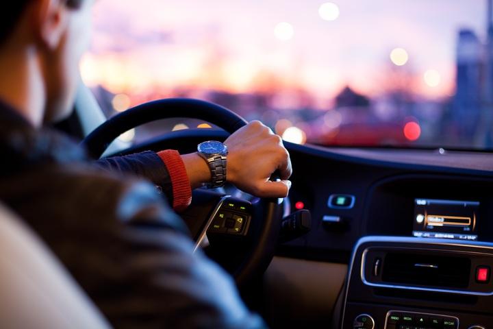 chauffeur de taxi longue distance