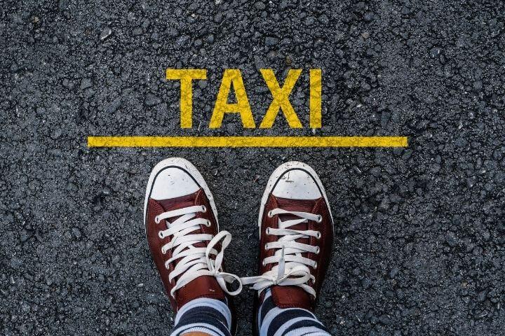 taxi pres de moi