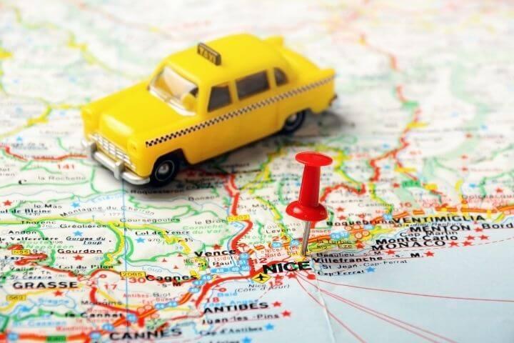 taxi touristique