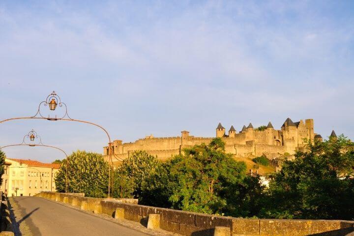 taxi carcassonne