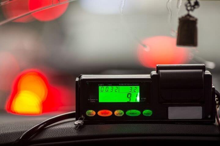 prix taxi avignon