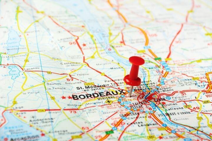 taxi longue distance bordeaux